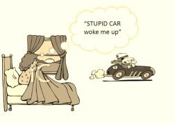 loud-car